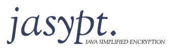Jasypt: Java simplified encryption